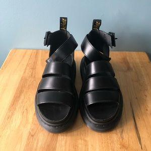 Dr. Martens Clarissa II Women's Leather Sandals